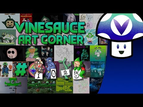[Vinebooru] Vinny - Vinesauce Art Corner #1025