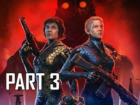 Wolfenstein Youngblood Walkthrough Part 3 - (Let's Play Commentary)