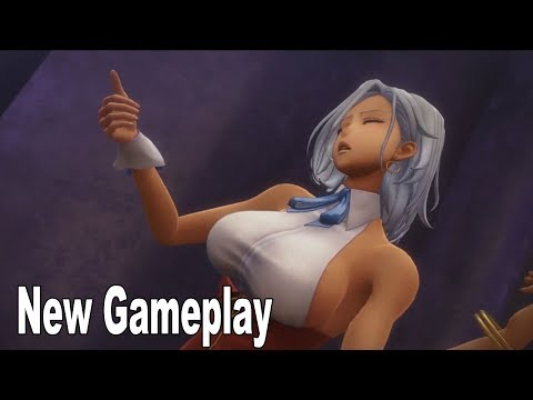 Project Sakura Wars - New Gameplay and Cutscenes [HD 1080P]