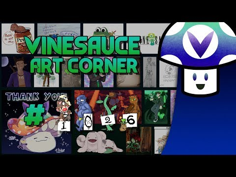 [Vinebooru] Vinny - Vinesauce Art Corner #1026