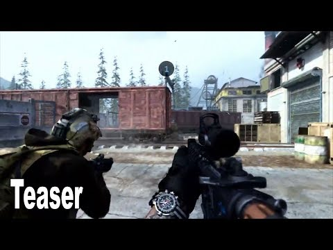 Call of Duty: Modern Warfare (2019) - Coalition Multiplayer Teaser [HD 1080P]
