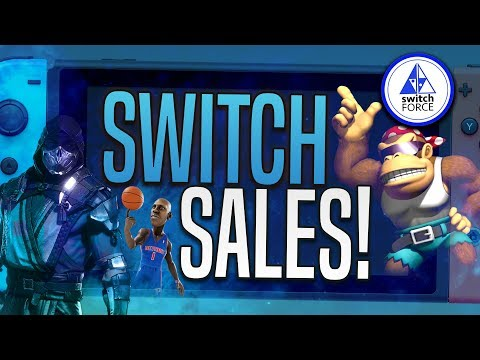 Nintendo Switch eShop Sales and Deals Of The Week... Saving YOU Money!