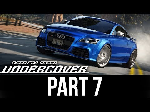 NEED FOR SPEED UNDERCOVER Gameplay Walkthrough Part 7 - IS THE TT OP ???