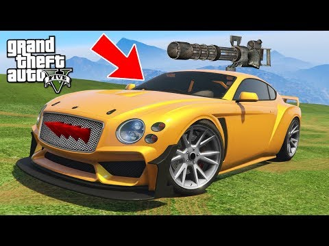 GTA 5 Casino DLC! Unlocking SECRET ARMORED WEAPON CAR! (GTA 5 Casino DLC Missions)
