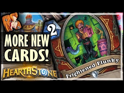 NEW PRIEST OTK! BEST 2-DROP EVER!? - Saviors of Uldum Card Review - Hearthstone
