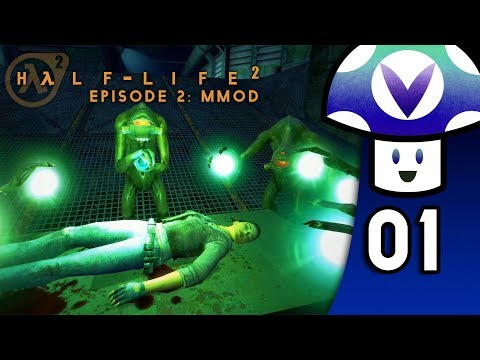 [Vinesauce] Vinny - Half-Life 2: Episode 2 MMod (PART 1)
