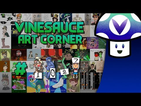 [Vinebooru] Vinny - Vinesauce Art Corner #1027