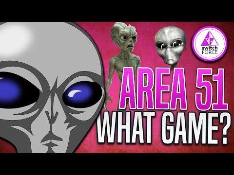 What Switch Game Would YOU Bring To Area 51!?