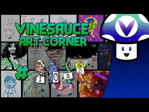 [Vinebooru] Vinny - Vinesauce Art Corner #1028
