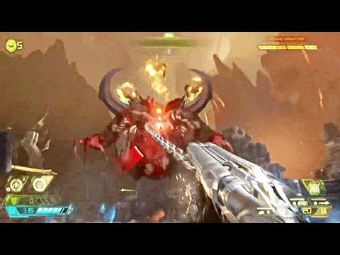 DOOM Eternal - NEW 40 Minutes of Gameplay Demo Walkthrough (QUAKECON 2019)