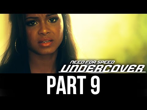 NEED FOR SPEED UNDERCOVER Gameplay Walkthrough Part 9 - SAVING CARMEN
