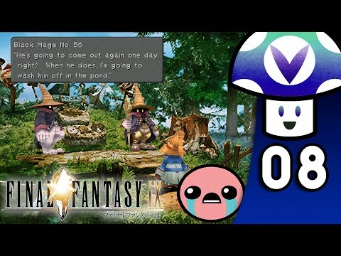 [Vinesauce] Vinny - Final Fantasy IX (PART 8)