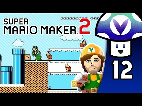[Vinesauce] Vinny - Super Mario Maker 2 (PART 12)