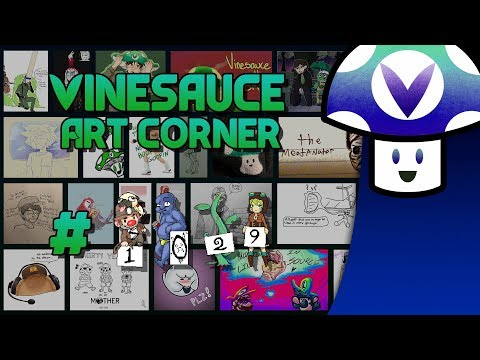 [Vinebooru] Vinny - Vinesauce Art Corner #1029