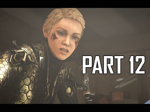 Wolfenstein Youngblood Walkthrough Part 12 (Let's Play Commentary)