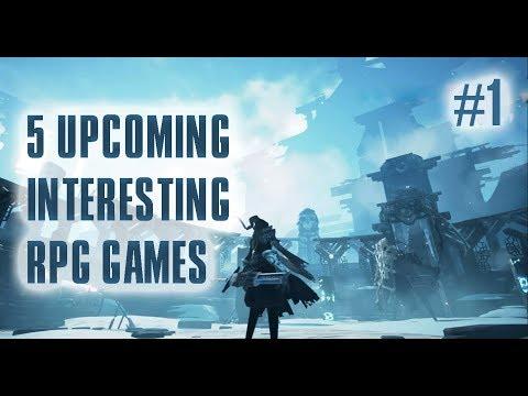 5 Upcoming Interesting RPG Games   2019   #1