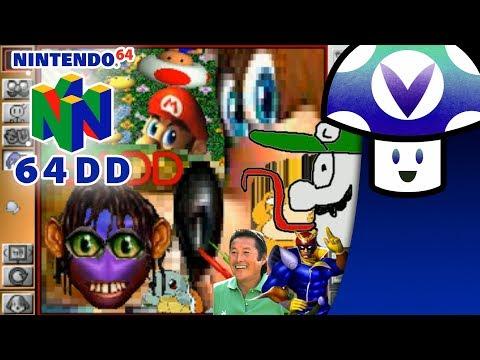 [Vinesauce] Vinny - Nintendo 64DD Games