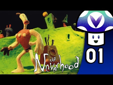 [Vinesauce] Vinny - The Neverhood (PART 1)