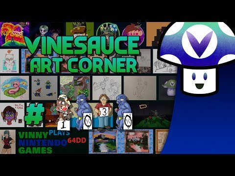 [Vinebooru] Vinny - Vinesauce Art Corner #1030