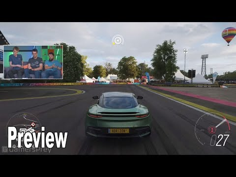 Forza Horizon 4 - Update 12 New Cars Preview [HD 1080P]