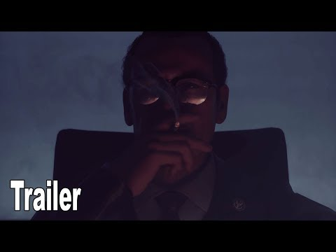 Control - Story Trailer [HD 1080P]