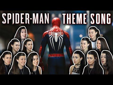 Spider-Man Theme Song | NukaEle Edition