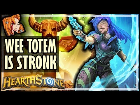 The Wee Lil' Totem That Could - Hearthstone Arena
