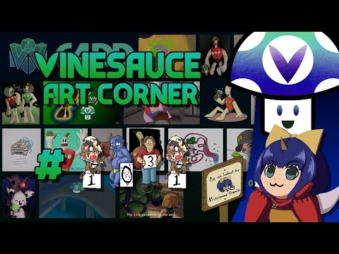 [Vinebooru] Vinny - Vinesauce Art Corner #1031