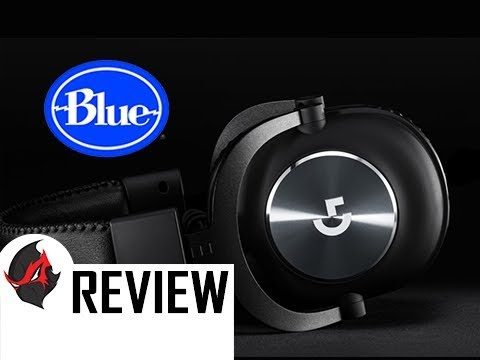 Blue Microphone + Logitech Combine!!! - G Pro X Headset Review