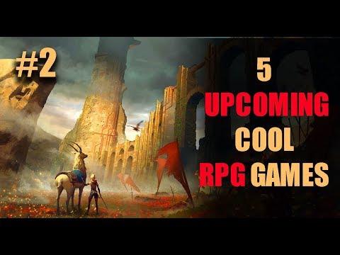 5 Upcoming Interesting RPG games   2019   #2