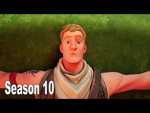 Fortnite - Season 10 Story Trailer [HD 1080P]