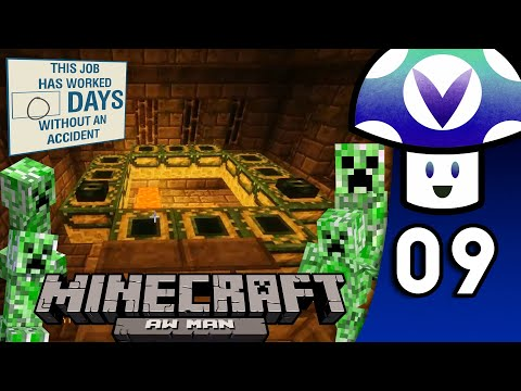 [Vinesauce] Vinny - Minecraft (PART 9)