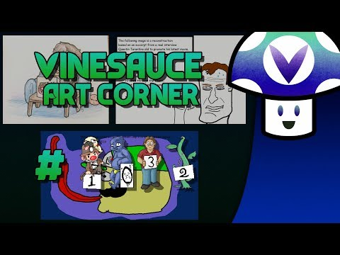 [Vinebooru] Vinny - Vinesauce Art Corner #1032