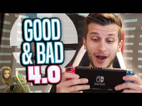 Smash Bros Ultimate 4.0 A Good/Bad Update?!