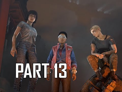 Wolfenstein Youngblood Walkthrough Part 13 (Let's Play Commentary)