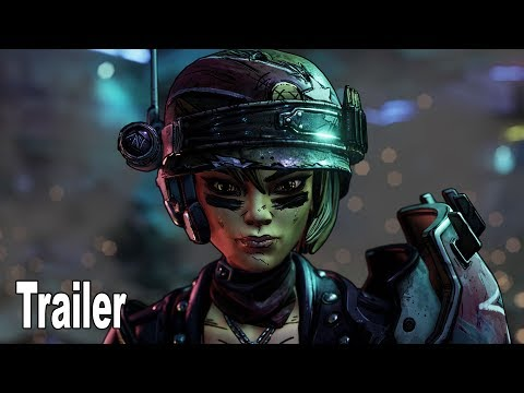 Borderlands 3 - Moze Character Trailer [4K 2160P]