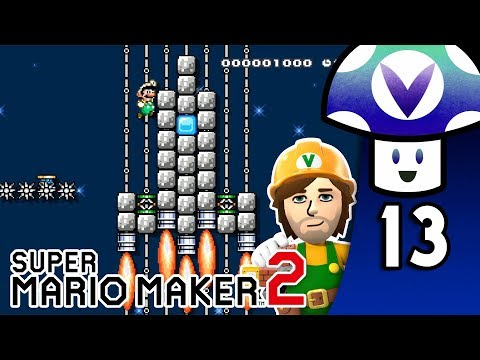 [Vinesauce] Vinny - Super Mario Maker 2 (PART 13)