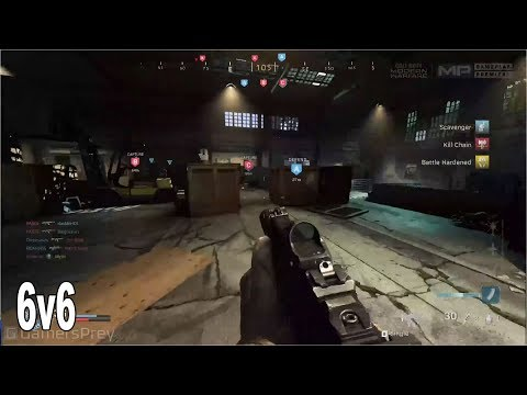 Call of Duty: Modern Warfare (2019) - 6v6 Multiplayer Gameplay [HD 1080P]