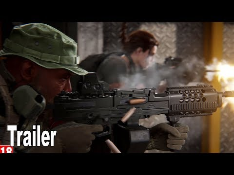 Ghost Recon Breakpoint - PC Features Trailer [HD 1080P]