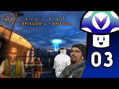 [Vinesauce] Vinny - Half-Life 2: Episode 2 MMod (PART 3 Finale) + Episode 3 Reading