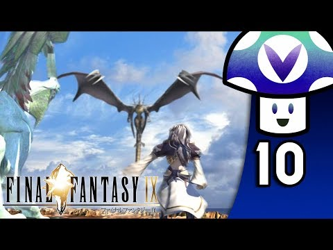 [Vinesauce] Vinny - Final Fantasy IX (PART 10)