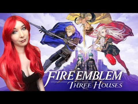 FIRST TIME PLAYER - First Impressions - Fire Emblem: Three Houses