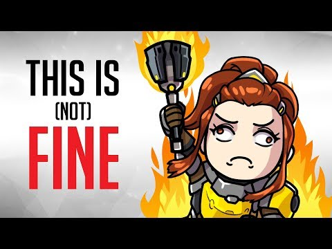 What it's ACTUALLY Like to Play Brigitte