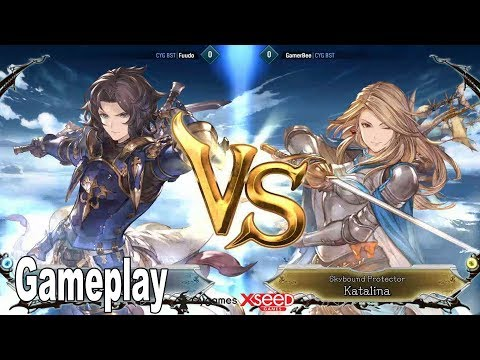 Granblue Fantasy Versus - EVO 2019 Gameplay [HD 1080P]