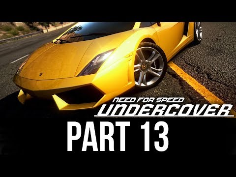 NEED FOR SPEED UNDERCOVER Gameplay Walkthrough Part 13 - NEW PINKSLIP