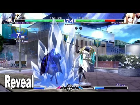 Under Night In-Birth Exe:Late[cl-r] - Reveal Trailer EVO 2019 [HD 1080P]