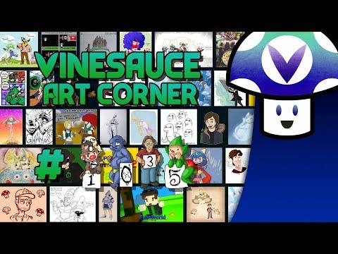[Vinebooru] Vinny - Vinesauce Art Corner #1035
