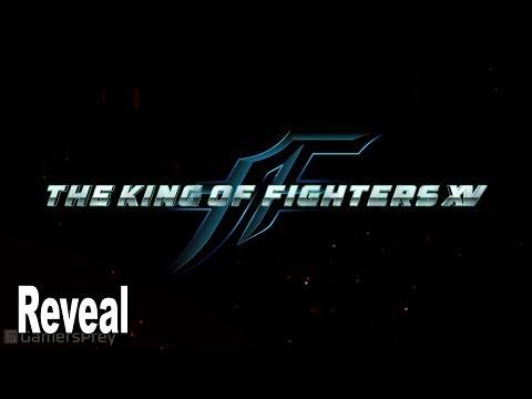 The King of Fighters XV - Reveal Teaser EVO 2019 [HD 1080P]