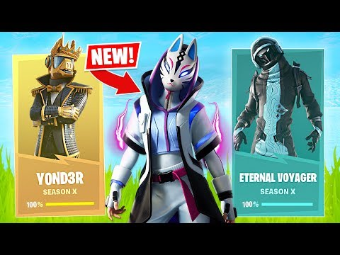 Leveling up FAST in SEASON 10! *Pro Fortnite Player* // 2400 Wins // (Fortnite Season X)