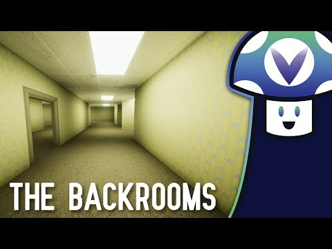 [Vinesauce] Vinny - The Backrooms